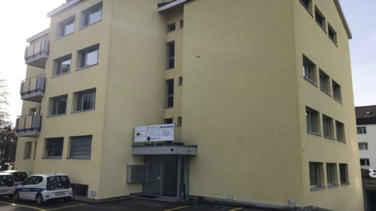 Praxis Strickstrasse 3